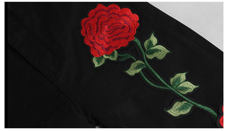 HTB1u15JQXXXXXc9aXXXq6xXFXXXe - FREE SHIPPING Women Stretch Embroidery Ripped Jeans JKP247