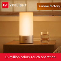 Xiaomi Yeelight BlE 2 Wifi Smart Lights Bed Bedside Lamp 16 Million RGB Lights Touch Control