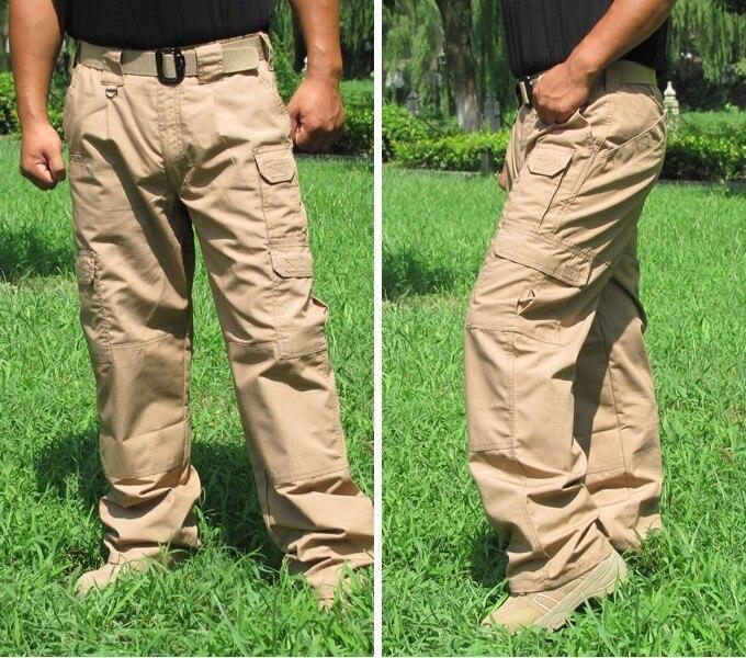 Pantalon tactique camouflage imperméable jeu de guerre pantalon Cargo pantalon homme pantalon armée militaire pantalon actif