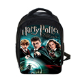 Harry Potter Children School Bags Avada Kedavra Wizard School Backpack For Teenagers Boys Girls Kindergarten Backpacks Kids Bag