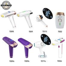 Hottest Lescolton Permanent Laser Hair Removal Device IPL Epilator Depilador Facial Remover machine 100%original all series