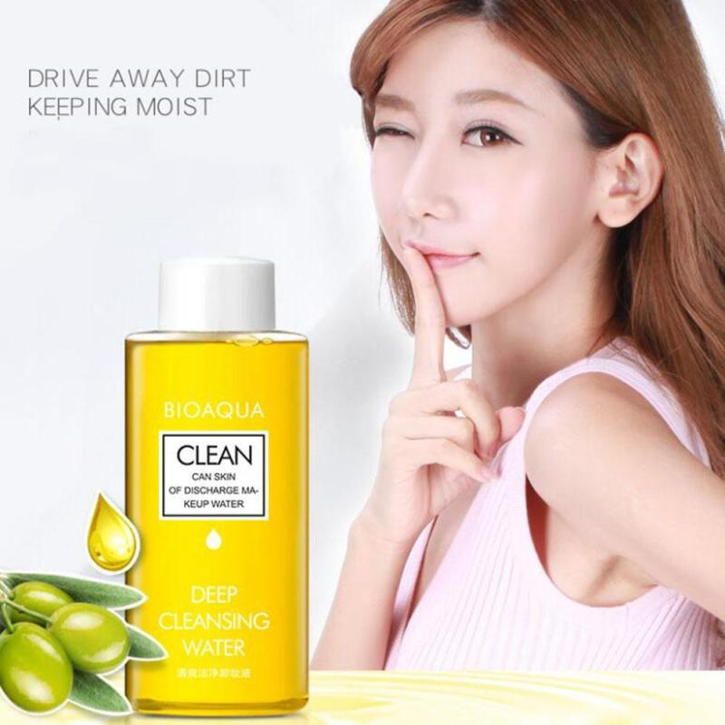 1Pc Mild Olive Makeup Remover Deep Cleansing Oil Face Cleansing Makeup Removing Oil Beauty RP1-5