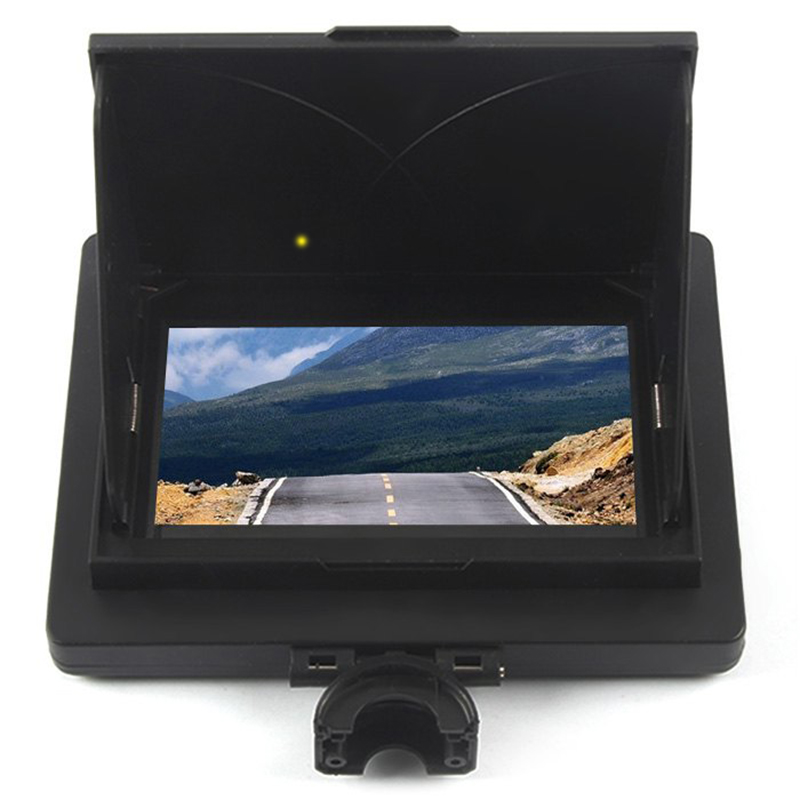 ФОТО Top Sale JXD Extra 5.8G 4 Inch FPV Monitor Screen RC Drone Spare Part Dron Toys Accessories For 509G Remote Control Quadcopter