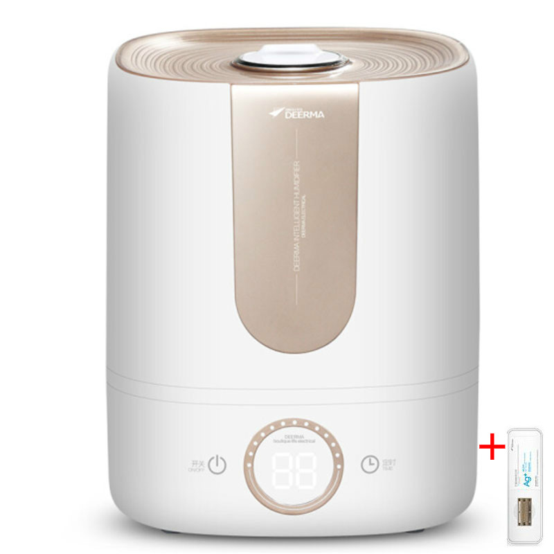 DEERMA humidifier 5L large capacity Touch type Mute office bedroom Household Aromatherapy HumidifierDEERMA humidifier 5L large capacity Touch type Mute office bedroom Household Aromatherapy Humidifier