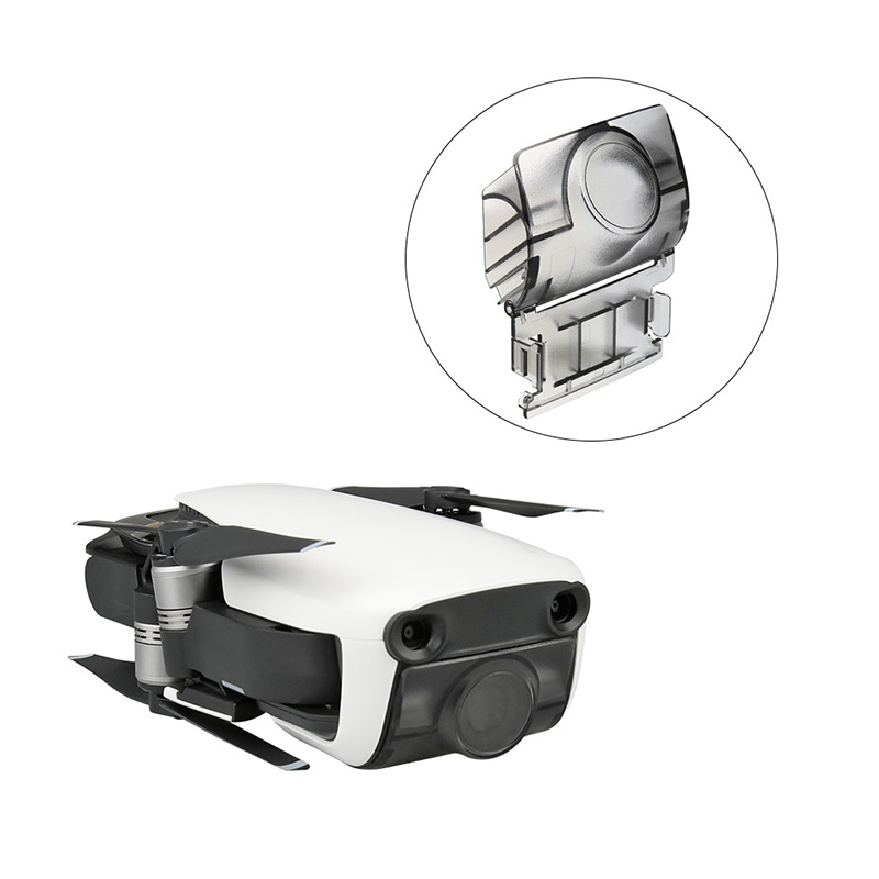 Gimbal Protector Lens Hood Sunshade Camera Lock Cover For DJI Mavic Air