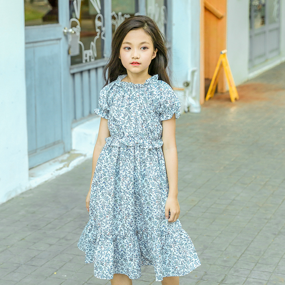 Teenagers Clothes Girl Dress Big Girls Summer Dresses 2018 Girls Floral  Print Clothing 4 5 6 7 8 9 10 11 12 13 14 15 Years Kids - aliexpress.com -  imall.com f4949e00a761