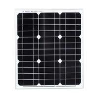 2 Pcs/Lot Painel Solar 40w 12v Monpcrystalline Silicone Wafer Solar Battery For Phone Led Laptop Lamp Motorhome Marine Boat