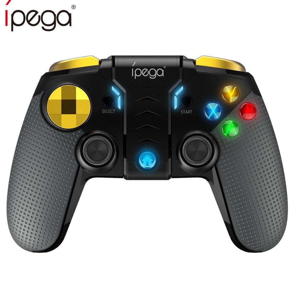 ᗐNew iPega PG-9118 9118 Wireless Bluetooth Gamepad Dual