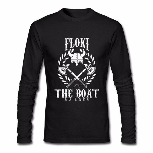 2018 Men's Youth Ragnar Lothbrok Viking Clothes Cheap 100% Cotton ...