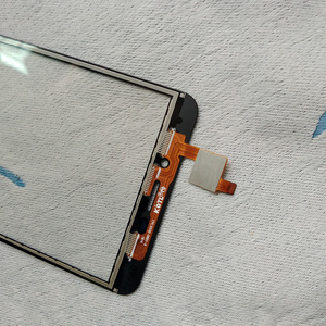 Image 3 - Originele front outer glas Voor cubot nova Touch Panel Touch Screen Digitizer Sensor Vervanging cubot nova + Gereedschap