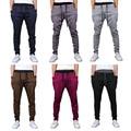 Moda Moda Casual Para Hombre Del Basculador Danza Sportwear Baggy Harem Pantalones