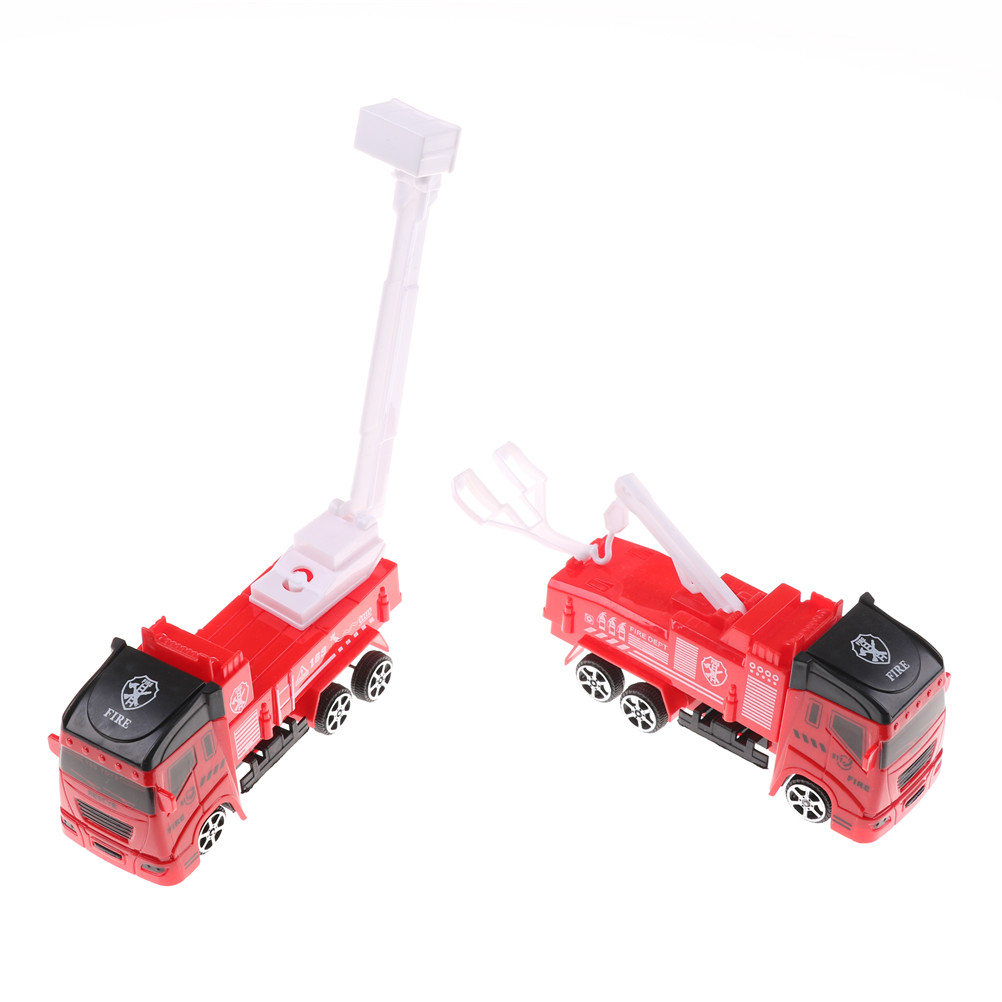 Humble 1pc Truck Firetruck Juguetes Fireman Sam Fire Truck Vehicles Car Music Light Cool Educational Toys For Boys Kids Providing Amenities For The People; Making Life Easier For The Population Toys & Hobbies