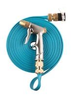 Car washing 15M water deity device for household high pressure water gun washing vehicle washing tool water gun hose hose suit