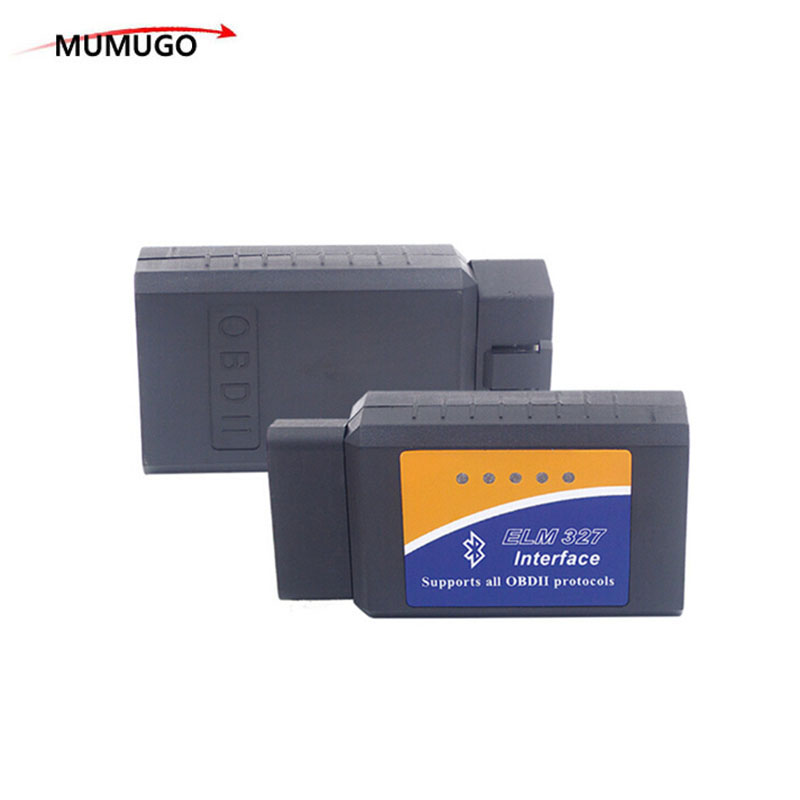 ELM327 V2.1 Bluetooth OBD2 ELM 327 V 2.1 OBDII Code Reader Diagnostic Tool Mini Scanner OBD 2 Auto Diagnostic-Tool