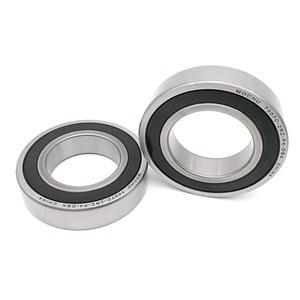Image 5 - 1 Pair MOCHU 7007 7007C 2RZ P4 DB 35x62x14 35x62x28 Sealed Angular Contact Bearings Speed Spindle Bearings CNC ABEC 7