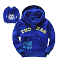 2017 New Boys Spring Thomas And Friends Clothes Styling Hoodies kids Cartoon Jacket Baby Boy Warm Coat For 2 4 6 8 10 Years