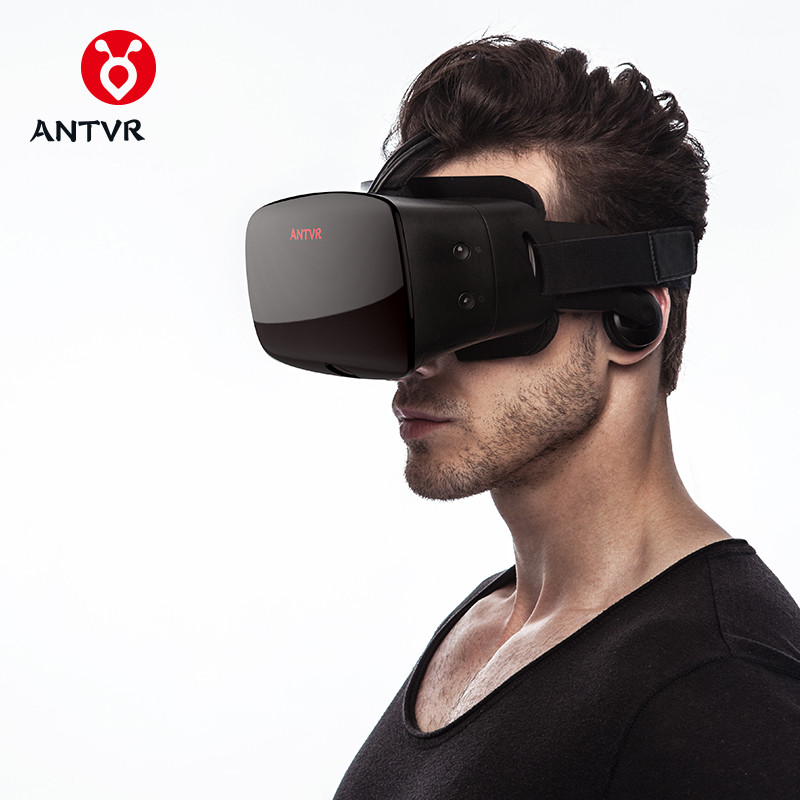 ecc06583cfcb Cyclop Kit2 ANTVR 2K PC VR Headset 3D Helmet VR Glasses Controllers  Positioning Carpet Competitor For HTC Vive VR Glass-in 3D Glasses  Virtual  Reality ...