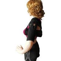 Одно плечо Защита Газа регулируемые надувные плечо поддерживает плечевого сустава подвывих защиты