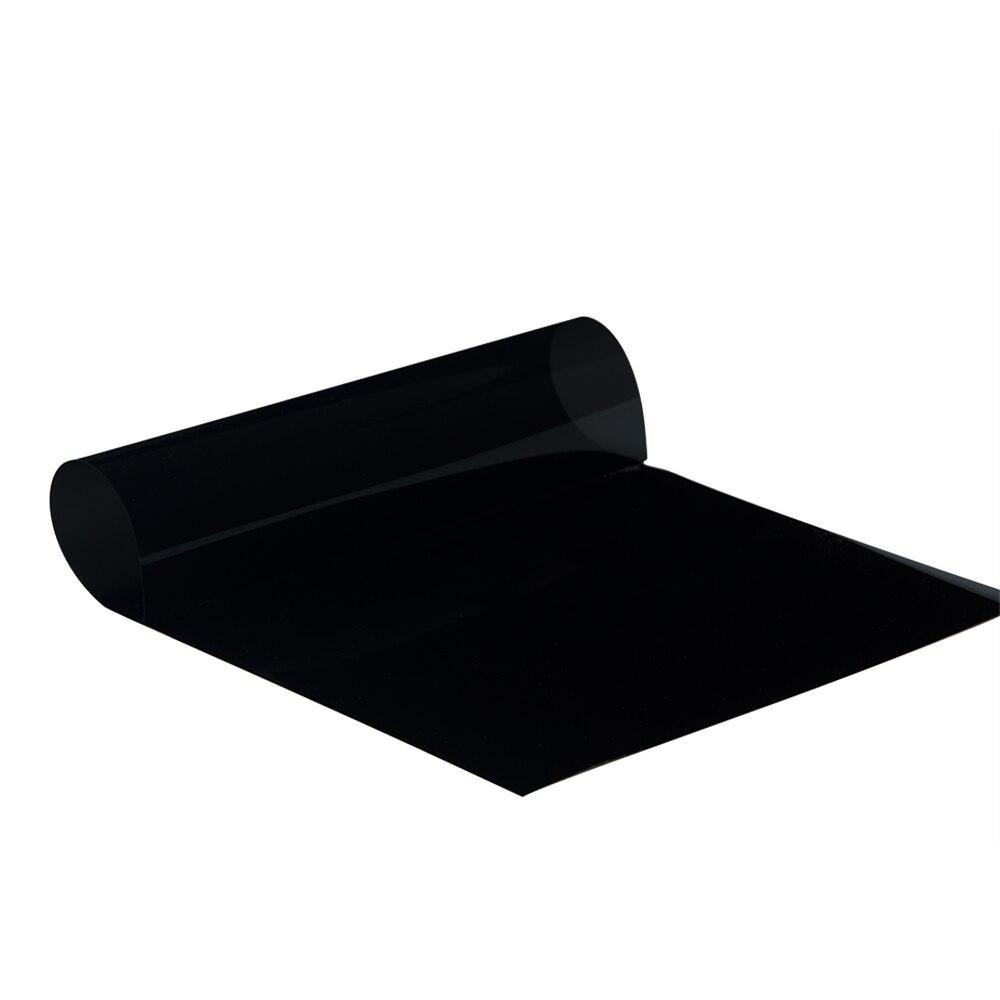 1.52x30 m 84% IR Sun Block Nano solaire céramique VLT 5% fenêtre teinte solaire Film solaire pour voiture et Construction verre vinyle