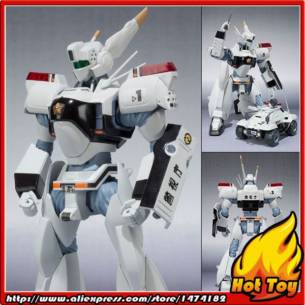 100% Original BANDAI Tamashii Nations Robot Spirits Action Figure No.207 - Ingram 1 from Patlabor anime pacific rim uprising original bandai tamashii nations robot spirits no 231 action figure obsidian fury