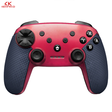 цена на Pro control switch Bluetooth Gamepad Controller For nintend switch controller with 3colors and long standby time