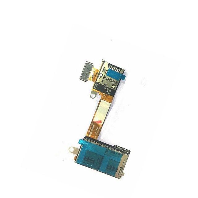 Gniazdo Karty Sim Gniazdo Kart Tf Pcb Flex Cable Dla Sony Xperia