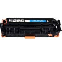 1pcs Compatible for HP Color Toner Cartridge CF380A Toner 380A CF380 312A For Printer MFP476