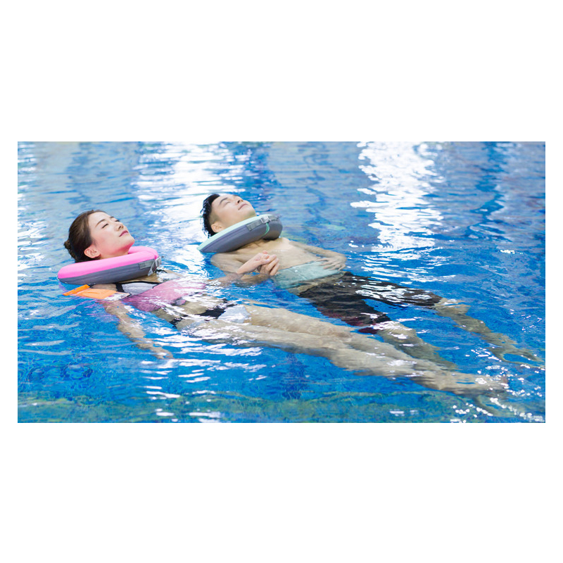 2019 New Swimming Ring Swim Exercise Floating EPE Belt and Collar Float Swimwear for Children Adults Swimming Learner Training-in Swimming Rings from Sports & Entertainment    3