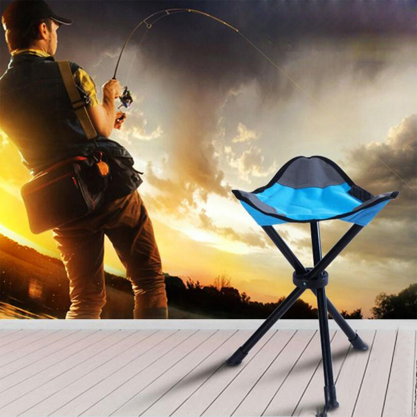 SUFEILE 1PC New arrival Outdoor Camping Portable Folding Chair Beach Folding Stainless Steel Stool Stove Leisure Chair D20 server power supply for dell poweredge c1100 dps 650sb 8m1hj 650w fully tested