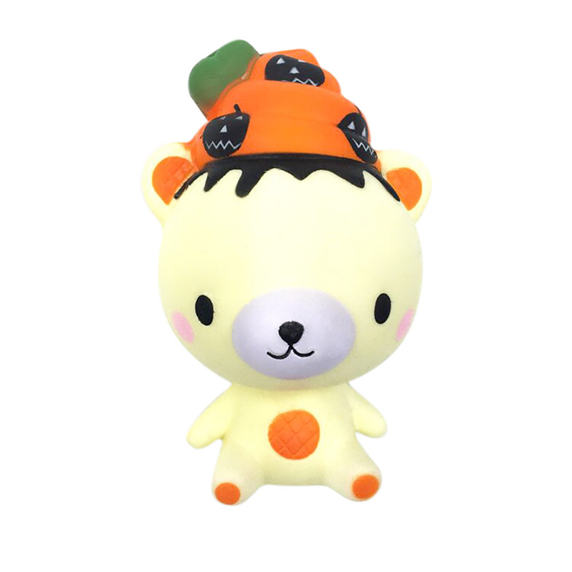 Hiinst anti stress 2017 hot Squishy Poo Christmas Bear Squeeze Abreact Fun Joke Gift Rising Toys 1pc*R squeeze toy Drop