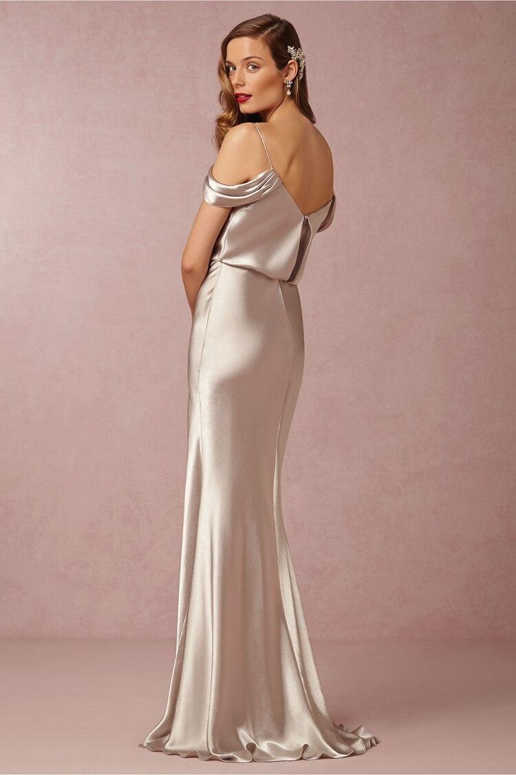 Silver Honeymoon Dresses