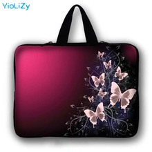 7 10 12 13 14 15 17 Tablet Bag Mini PC cover Laptop Sleeve 9.7 10.1 11.6 13.3 15.6 17.3 Computer protective case Handbag LB-5567