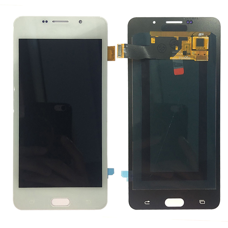 SzHAIyu A910 DISPLAY LCD-Super AMOLED Display LCD Per Samsung Galaxy A9 Pro A9 2016 A910 A9100 A910f con touch schermoSzHAIyu A910 DISPLAY LCD-Super AMOLED Display LCD Per Samsung Galaxy A9 Pro A9 2016 A910 A9100 A910f con touch schermo