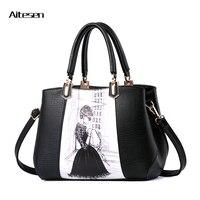 Women Fashion Famous Brand Michael Handbags Messenger Women Famous Brand Bolsa Feminina De Ombro Louis Handtasche