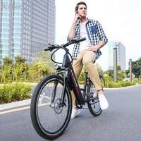 Ancheer Marka Yeni 26 inç 36 V 9.6AH Elektrikli Bisiklet Fırçasız Katlanır Elektrikli Bisiklet 250 W E Bisikletleri