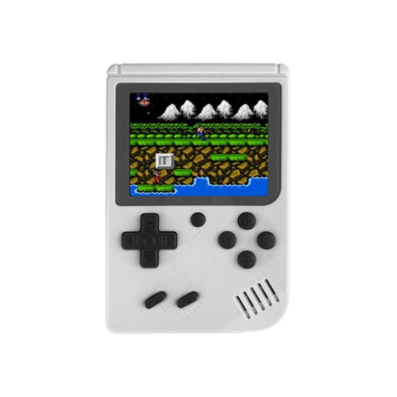 Game Console 8 Bit Retro Mini Pocket Handheld Player +Handle Built-in 168 Classic Games Best Gift for Child Nostalgic Player 7