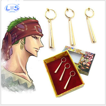 Pendientes de Zoro Ronoa(x3) Merchandising de One Piece