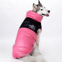 19 35 Inch Large Dog Clothes Big Clothing Waterproof Winter Jacket Warm Coat Ski For Golden Retriever Collie Tibetan Mastiff