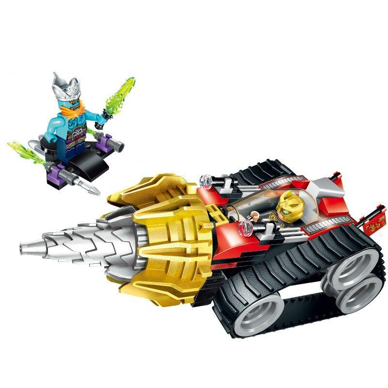 Building Blocks Compatible with Lego Enlighten E2208 271P Models Building Kits Blocks Toys Hobby Hobbies For Chlidren