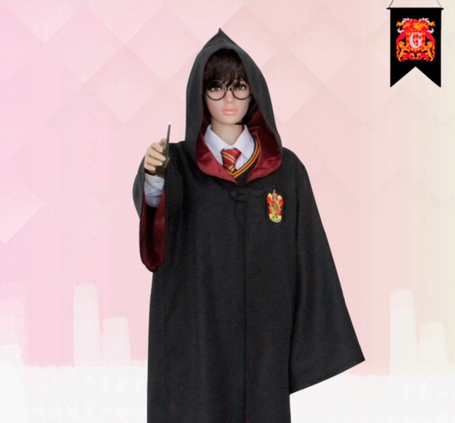 Cosplay Costumes Children and Adult Harry Potter COSPLAY Uniform ...
