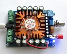 تيار مستمر 12 فولت ~ 16 فولت TDA7850 4 قناة 4 طريقة 50 واط x4 HIFI سيارة ستيريو مضخم رقمي المجلس