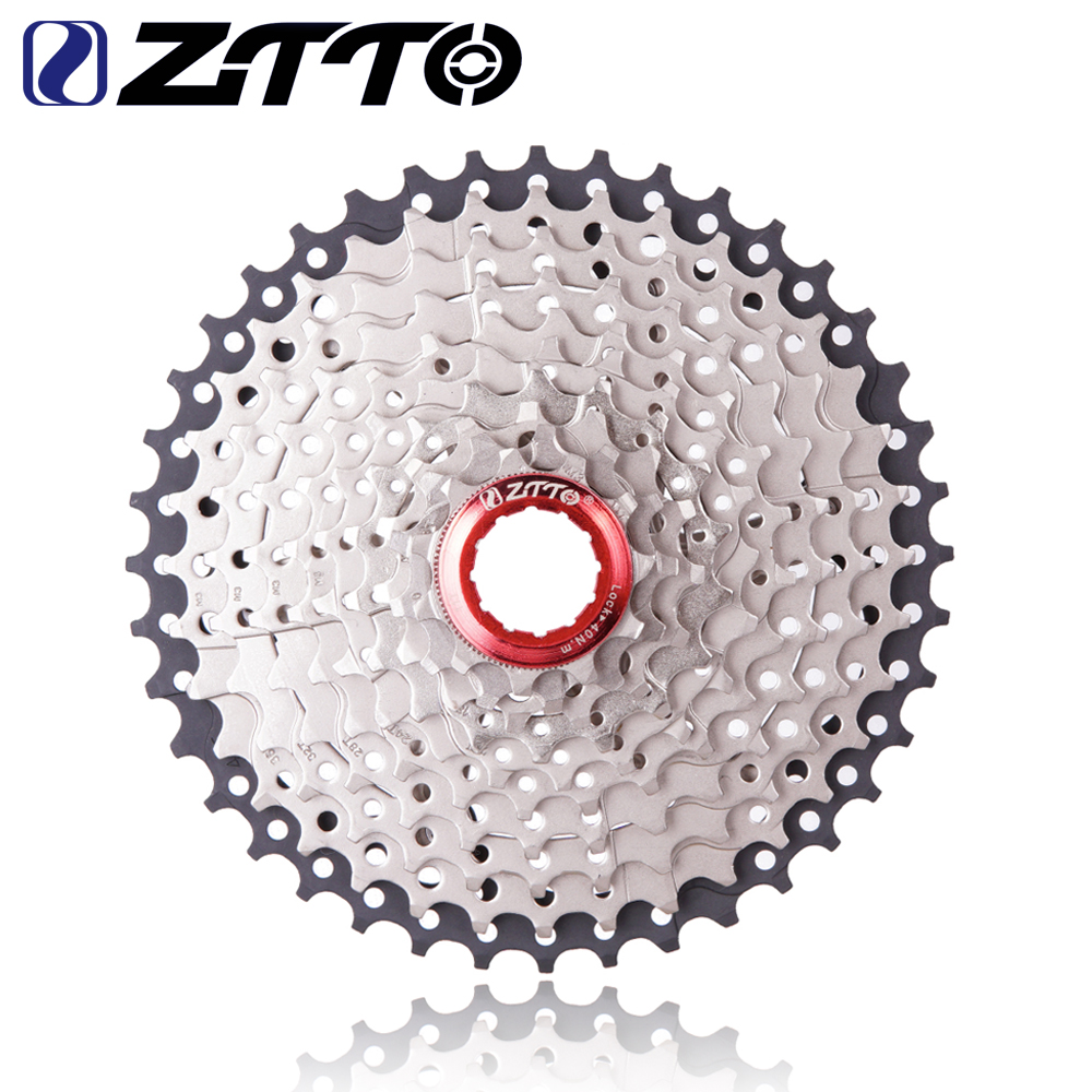 ZTTO 10S 11-40 T freewhee10 Speed Wide Ratio Cassette Sprockets MTB Mountain Bike Bicycle Parts for m590 m6000 m610 m675 m780 ztto mountain bike mtb 10 speed cassette 11 46t bicycle freewheel sprockets bike parts for shimano m590 m6000 m610 m780 x7 x9