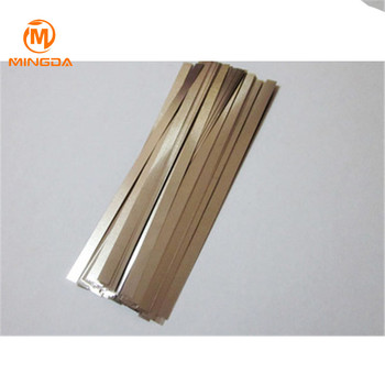 MINGDA Battery Connecting Nickel Stripes 1kg A Pack 0.1mm Thickness Nickel Plate for Spot Welding Machine Ni-0.1*4*115
