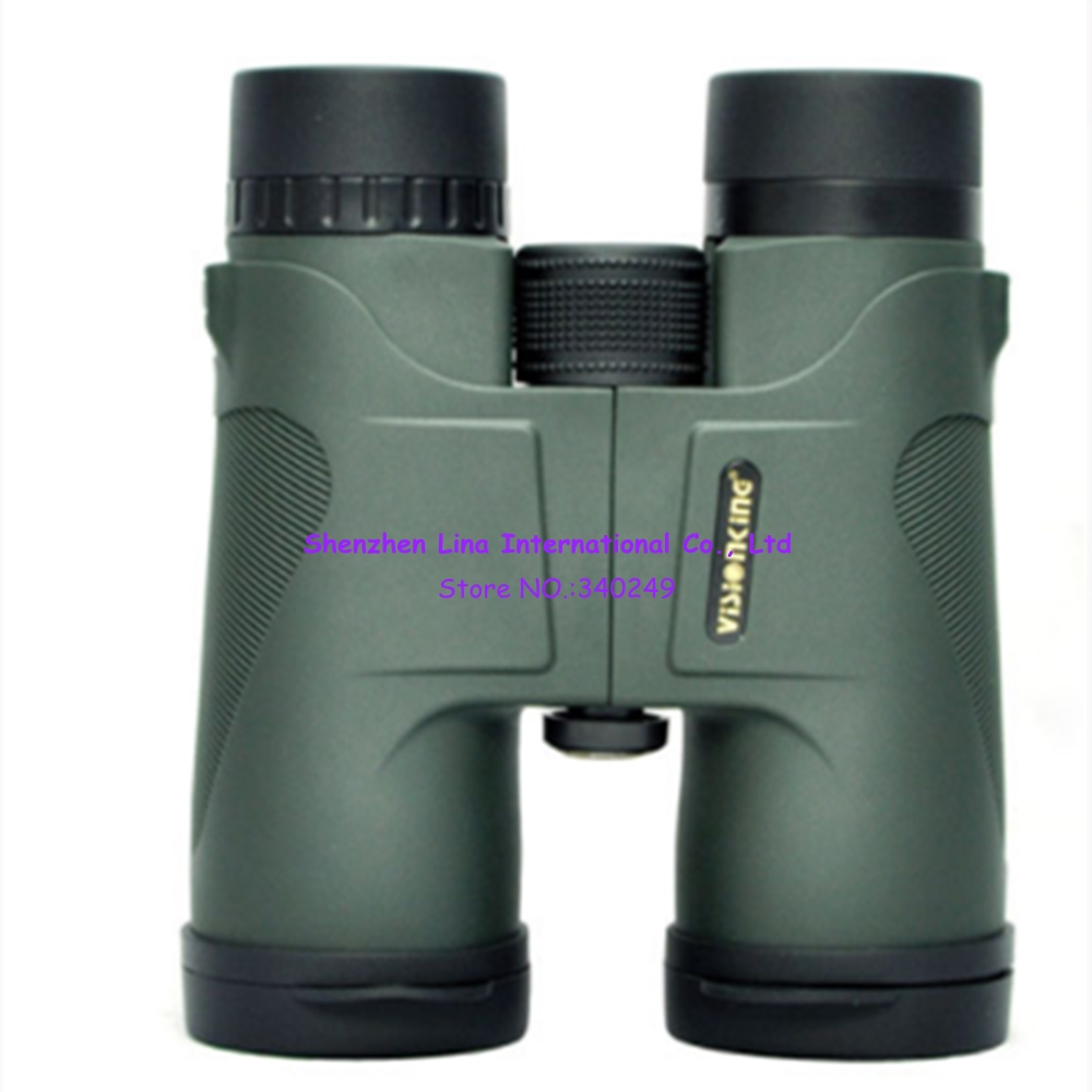 Vision king 10x42H high-definition double-tube tourism outdoor telescope low-light night vision waterproof telescopeVision king 10x42H high-definition double-tube tourism outdoor telescope low-light night vision waterproof telescope
