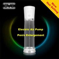 Elektrische Automatische Penisvergroting Pomp Kunstkut Multifunctionele Siliconen Penis Extender Sex Machine Speeltjes voor Mannen