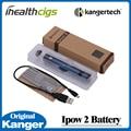 100% Оригинал Kanger Ipow 2 1600 мАч ЭГО Батареи Kanger Ipow II с OLED Экран Micro USB Зарядное Устройство Kanger батареи