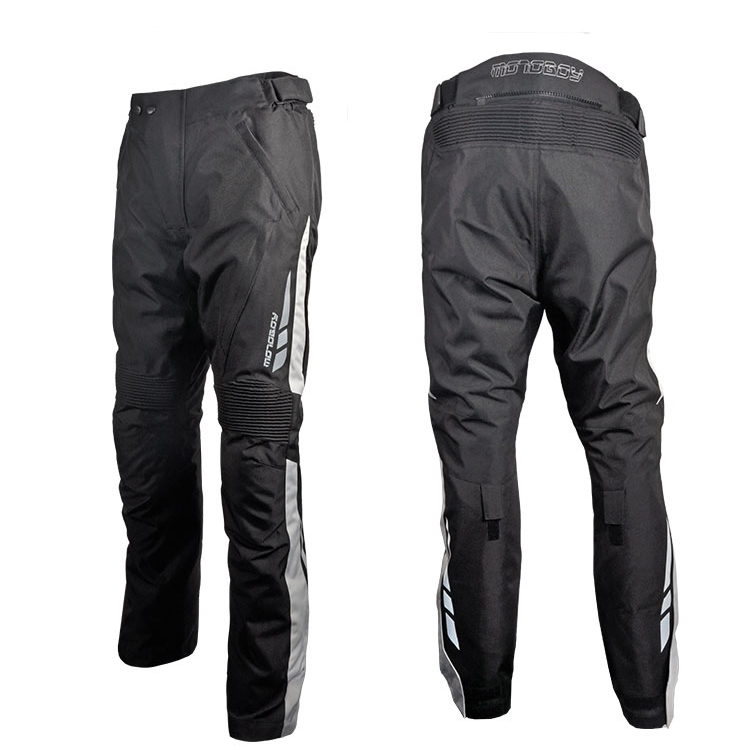 MOTOBOY Men's Sports Riding Motorcycle Pants Motorbike Motocross Off-Road Knee Protective Waterproof Pants big size 5XL 6XL