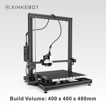 New Arrival XINKEBOT ORCA2 Cygnus Large Scale 3D Printer with Big HBP and Dual Extruder