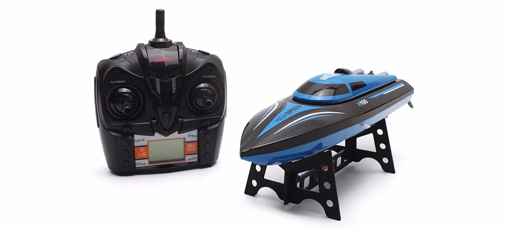 Skytech H100 RC Boat 2.4GHz 4 Channel 30kmh Racing Remote Control Boat (7)