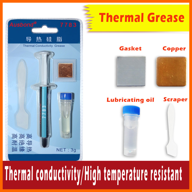 Osborne thermal grease containing silver 7783cpu laptop